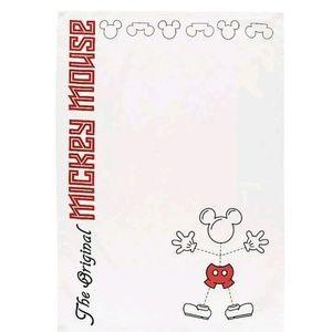 Disneyparks Mickey Mouse  Kitchen Tea Towel NEW